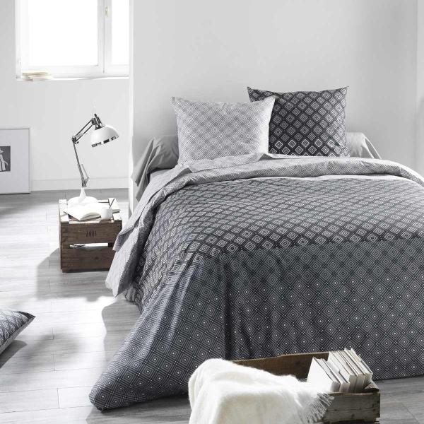 C design home textile c design home textile - Housse de couette style industriel ...