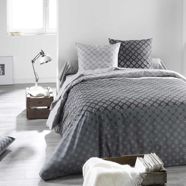 C design home textile c design home textile - Housse de couette contemporaine ...