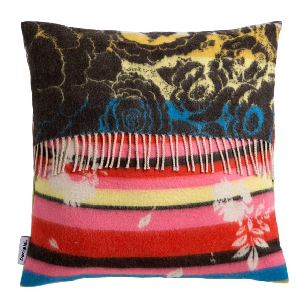 Coussin carré - DESIGUAL - LOVELY BLANKET