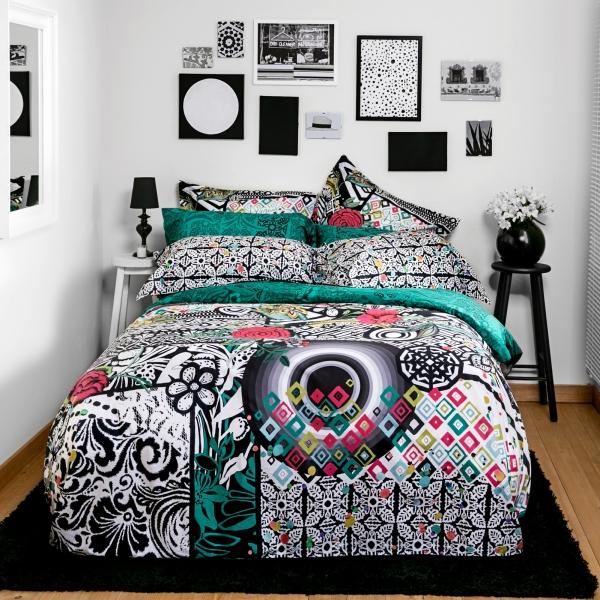cr ateur de linge de maison et linge de lit housse de couette et plus c design home textile. Black Bedroom Furniture Sets. Home Design Ideas