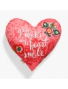 Coussin coeur - DESIGUAL - HEART SPECIAL DAY