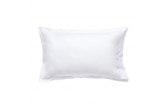 Taie d'oreiller rectangulaire Percale AMALFI - UP TO YU