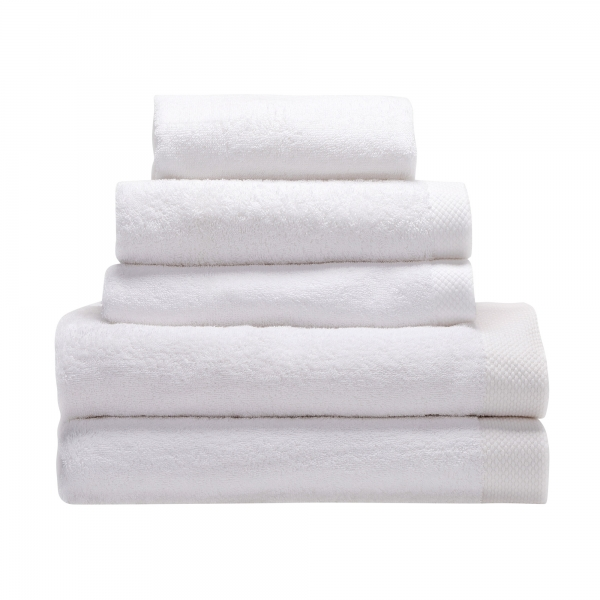 Lot de 4 serviettes main LIDO - UP TO YU