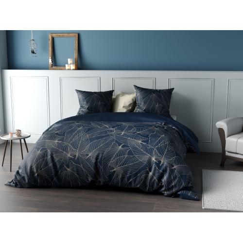 Parure de lit Cohiba Bleu